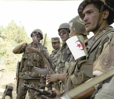 القوات البرية الجزائرية 12019610