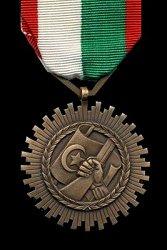 صور اوسمة و ميداليات الجيش الجزائري بالتفصيل Algeri13