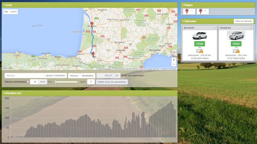 3 000 km en SoulEV en une semaine  - Page 2 Greenr11