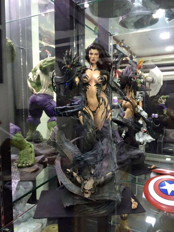 Premium Collectibles : Witchblade - Page 2 10409010
