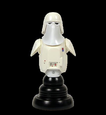 Snowtrooper Commander Classics Bust Snow10
