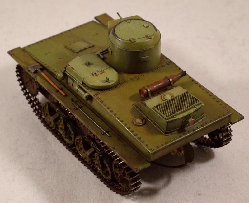 Hobbyboss T-37 1410