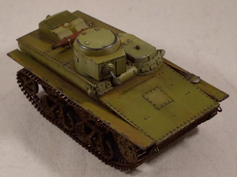 Hobbyboss T-37 1610
