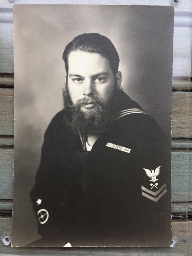 BARBES ET MOUSTACHES US WW2 Barbe012