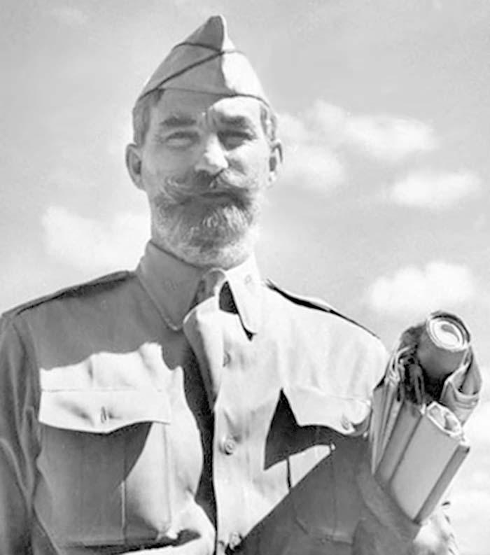 BARBES ET MOUSTACHES US WW2 Barbe114