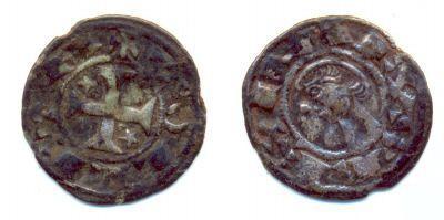 Dineros Pepiones de Alfonso VIII (1157-1256) Alfons13