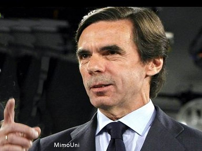 Aznar l'heritier des stigmates du franquisme et de Manuel Fraga Aznar_10