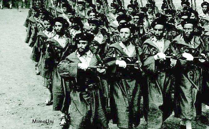 Les goumiers Marocains ont toujours été considéré des esclaves de la république Goumie12