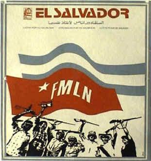 AFICHES HISTORICOS DEL FMLN Elsalv10