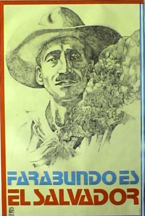 AFICHES HISTORICOS DEL FMLN Farabu10
