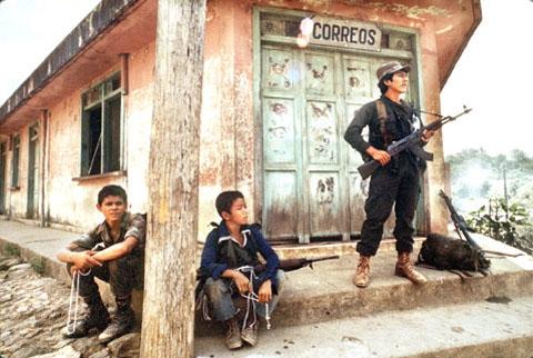 Por los cerros de El Salvador Salvad11