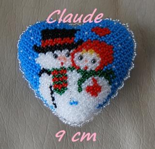 cloche et coeur couple de bonhomme de neige Dsc_0111