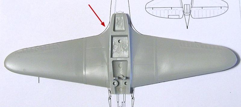 Montage: MiG3 fin de série, Hobby Boss 1/72 Montag10