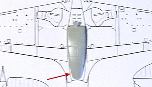 Montage: MiG3 fin de série, Hobby Boss 1/72 Montag11