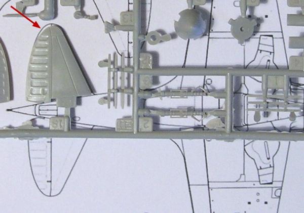 Montage: MiG3 fin de série, Hobby Boss 1/72 Montag14