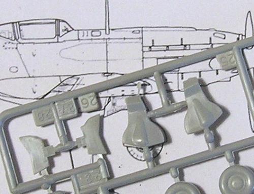 Montage: MiG3 fin de série, Hobby Boss 1/72 Montag15