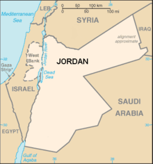 La Paix viendra de jordanie Jordan10
