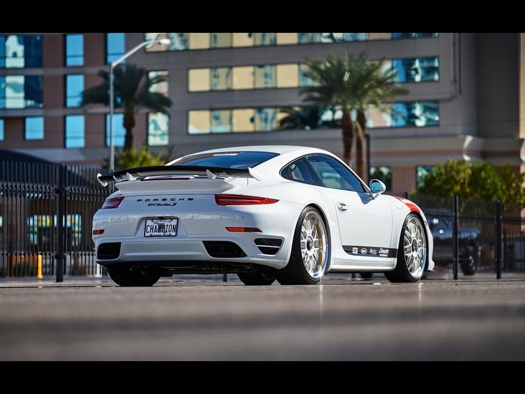 H&R Springs Porsche 911 Turbo S 2015-h13