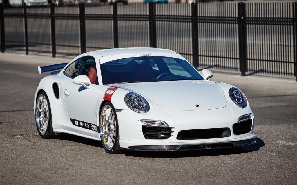 H&R Springs Porsche 911 Turbo S 2015-h14