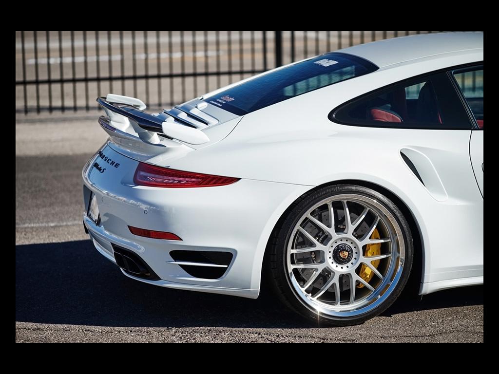 H&R Springs Porsche 911 Turbo S 2015-h18