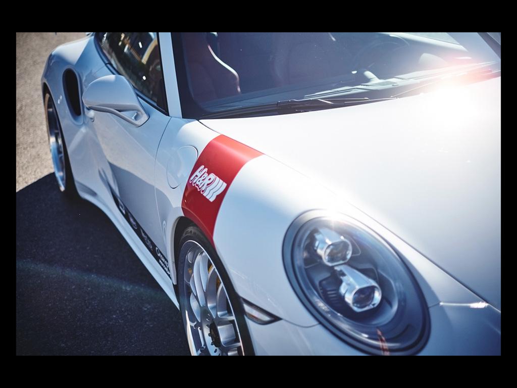 H&R Springs Porsche 911 Turbo S 2015-h23