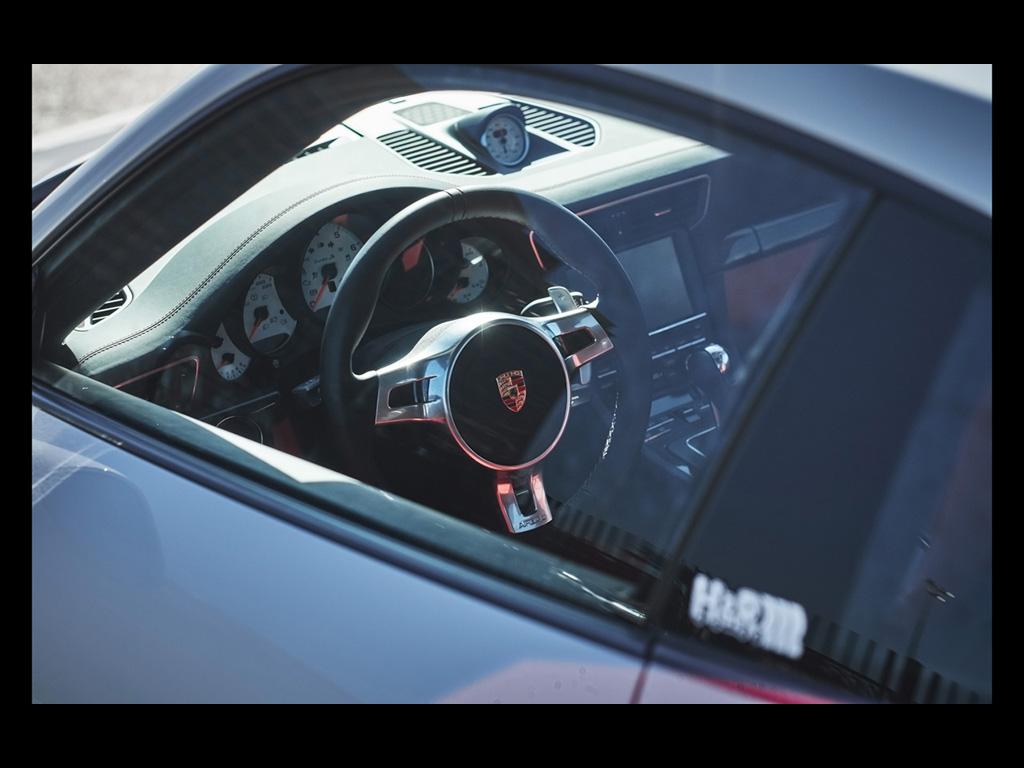 H&R Springs Porsche 911 Turbo S 2015-h27
