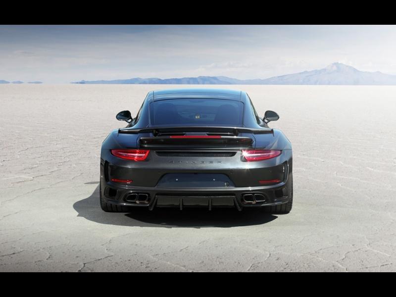 Porsche 991 Stinger GTR Carbon Edition 2015-t12