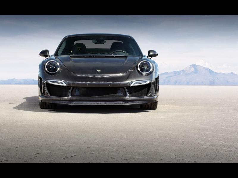 Porsche 991 Stinger GTR Carbon Edition 2015-t13
