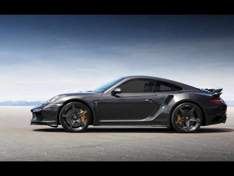 Porsche 991 Stinger GTR Carbon Edition 2015-t14