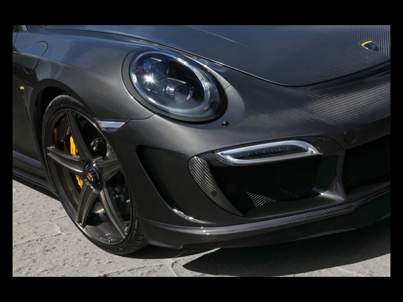 Porsche 991 Stinger GTR Carbon Edition 2015-t30