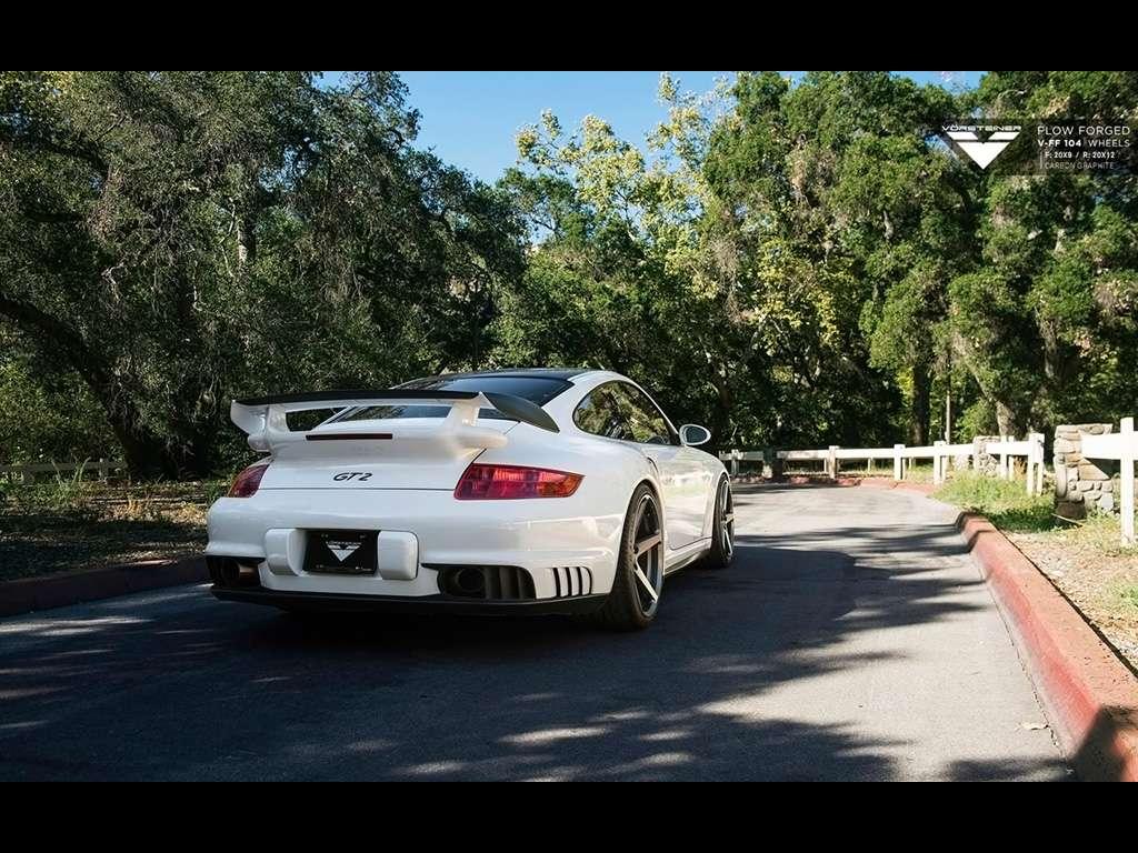 Vorsteiner Shift S3ctor Porsche 997 GT2 2015-v12