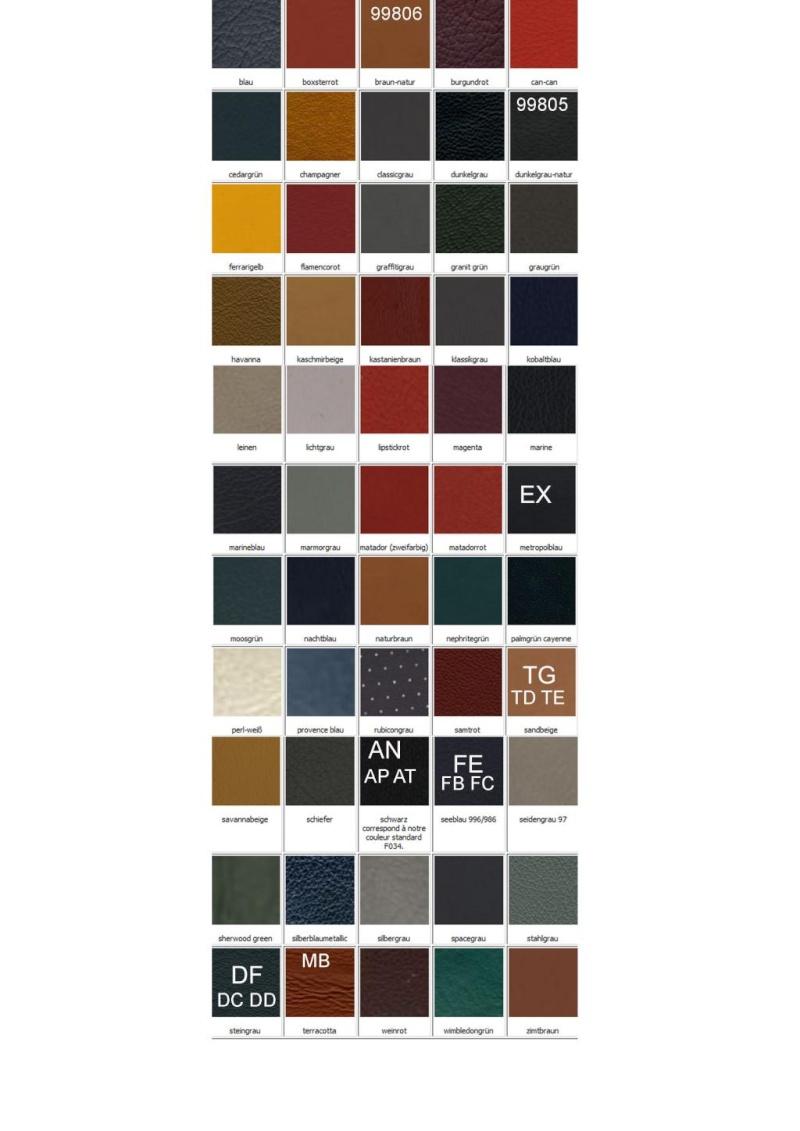 couleur intérieur Cuir-m10