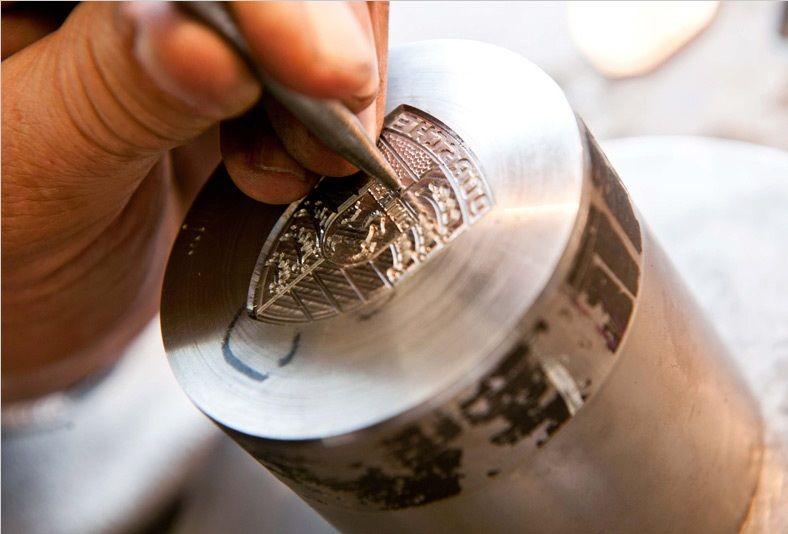 fabrication des armoiries.. Z2042410