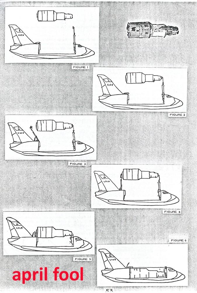 Mockumentaire sur la capture de Saliout-7 par les USA en 1985 110111