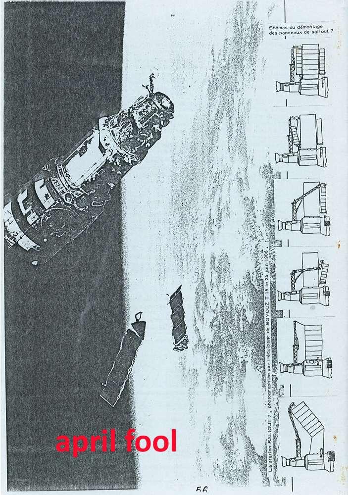 Mockumentaire sur la capture de Saliout-7 par les USA en 1985 1101b11