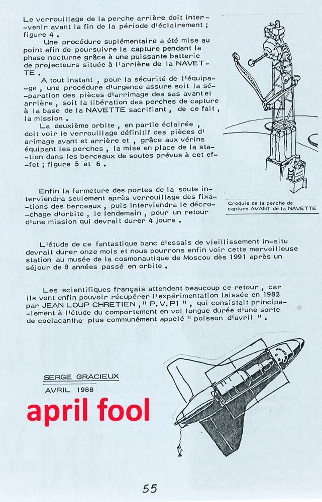 Mockumentaire sur la capture de Saliout-7 par les USA en 1985 110311