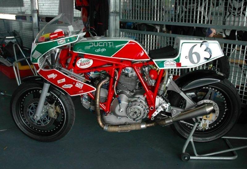 Si tu n'aimes pas Ducati, inutile d'ouvrir Screen13