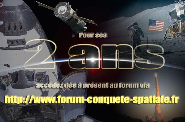 Le forum fête ses 2 ans et s'offre un nom de domaine 2ans0110