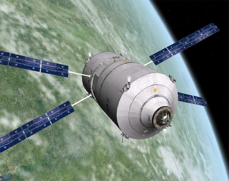 [Orbiter] ma station spatiale internationale Celestra 2 Atv0110