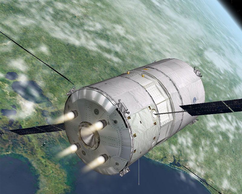 [Orbiter] ma station spatiale internationale Celestra 2 Atv0210