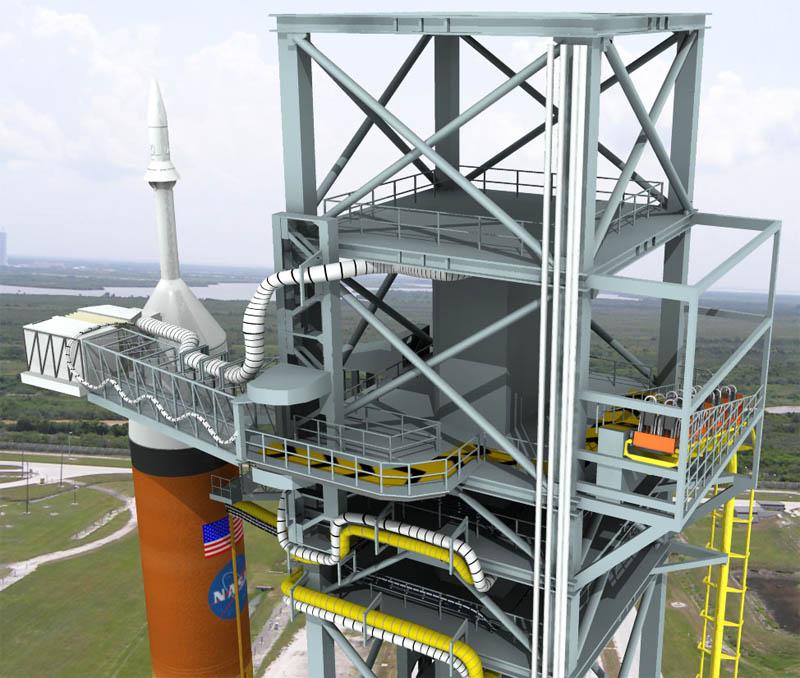 La NASA pense au rollercoaster comme système d'évacuation Roller10