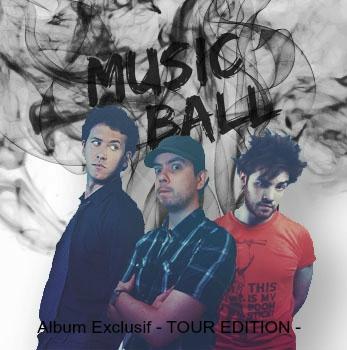 [Fan-arts] MusicBall avec François, Slim et Raph ! Front_10