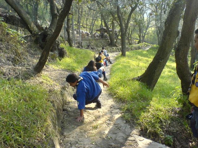 Fotos del campamento 2006 Dsc00113