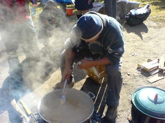Fotos del campamento 2006 Dsc00117
