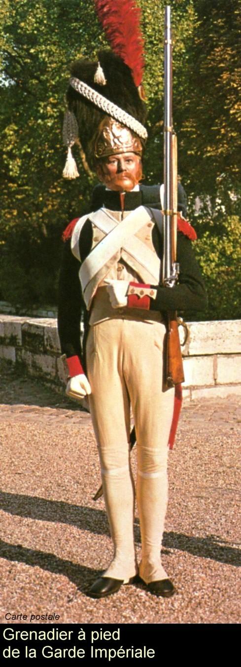 Buste - Grenadier à Pied de la Garde Impériale (Andréa) Ma_inv10