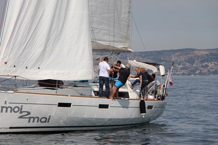 Résultats et reportage photos/vidéos de la deuxième Océanis Med 2015 - Page 2 Img_6918