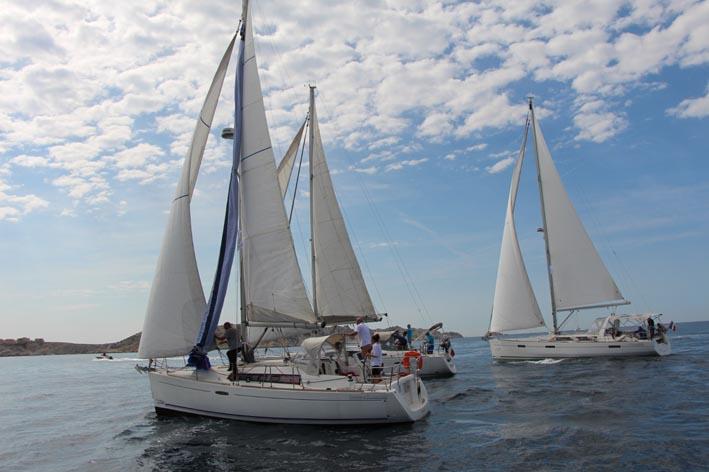 Résultats et reportage photos/vidéos de la deuxième Océanis Med 2015 - Page 2 Img_7013