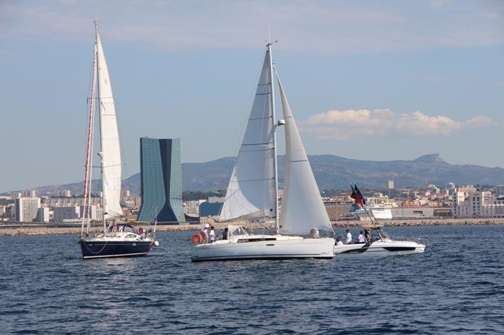Résultats et reportage photos/vidéos de la deuxième Océanis Med 2015 - Page 2 Img_7016