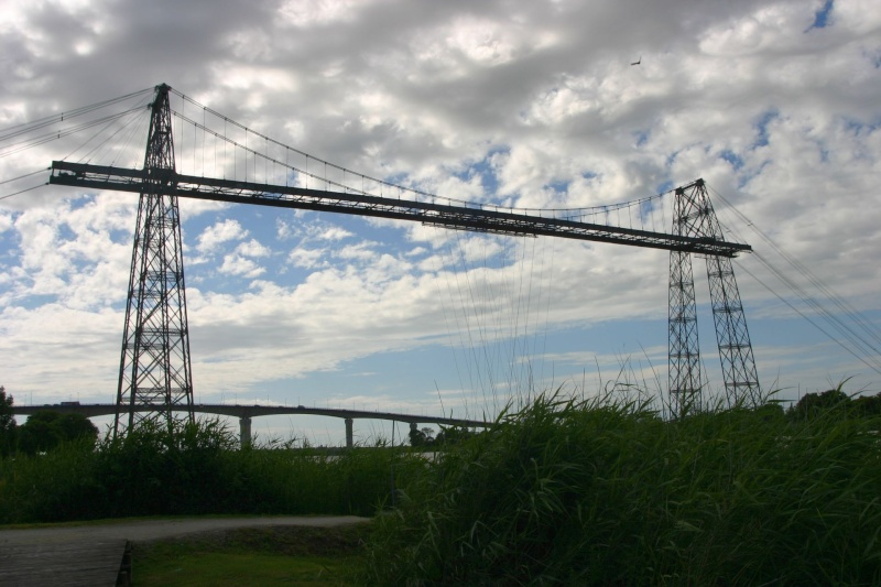 Le pont transbordeur de Rochefort sur mer  Photo_10