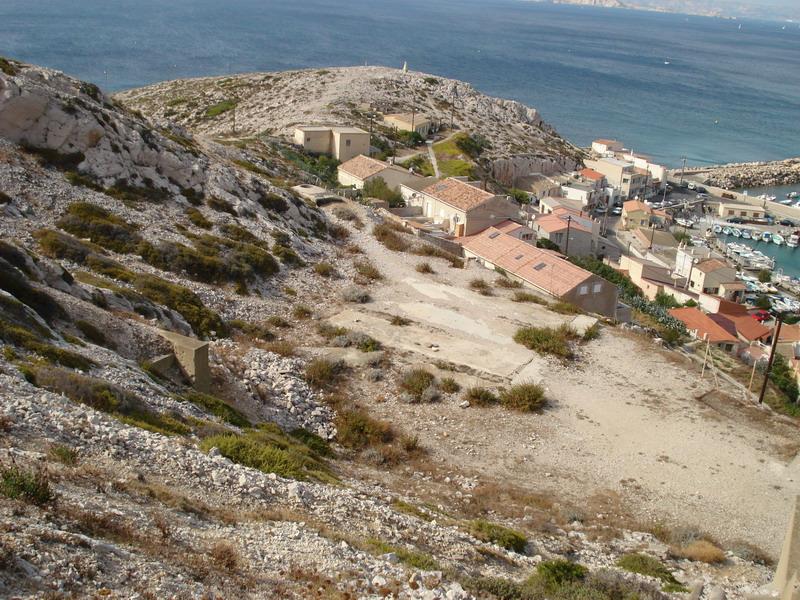 Mar 184, MKB 6./611, Croisette Fort Napoléon (Marseille, 13) Vue_en10